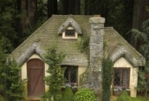 Cottage Chic . Houses . Cabins / by Diane