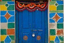 gates doors portals