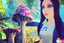 Dark wonderland / American McGee's Alice, Alice Madness Returns images.