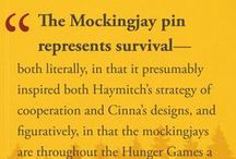 The Panem Companion / Some of our favorite quotes from THE PANEM COMPANION, an unofficial guide to Suzanne Collins' Hunger Games trilogy