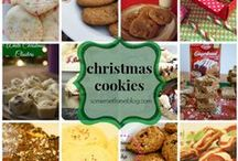Cookies / Round up of Christmas Cookie recipes!