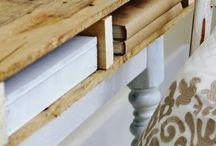 Palets, cajas de madera..