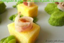 a tavola / idee ricette  / by lorena picasso