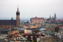 Eastern Europe / Travel to Eastern Europe and see the sights, eat the food, and meet the culture.