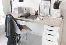 Työhuone / work space