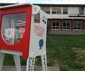 Les Croques-livres au Québec / Venez vous inspirer en admirant les magnifiques Croque-livres du Québec!