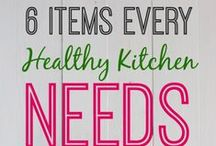 Must Have Kitchen Gadgets / To be a good Chef, you must have great tools and even greater variety of ingredients to cook with,