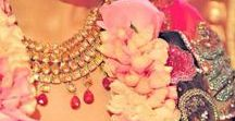 """Varmala Design / How do u want your """"Varmala"""" to be , Matching Pink, White Pearl ,Orchid Purple or Red Rose ?!!!"""