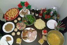 Christmas Food / Delicias Navideñas