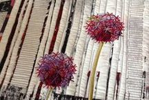 Textile Art - Nature