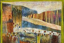 Textile Art - Landscapes