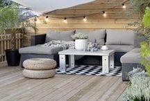 Terassit / terrace