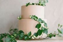 """cut the cake / because """"a party without a cake is just a meeting"""" - Julia Child"""