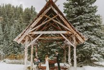 autumn & winter / earthy tones and rich textures perfect for a fall wedding and winter wedding dreams of freshly fallen snow, metallic magic, and cozy indoor celebrations