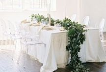 a table well set / beautiful wedding tablescapes your guests will adore