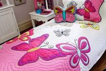 Textile Art - Bedspreads, Blankets and Co.
