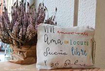 Bolsos / Diseños propios ♥ Handmade ♥ Made in Spain