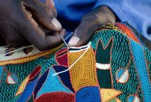 Textile Art - Artists at Work