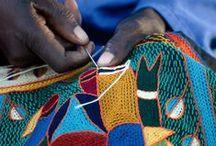 Textile Art - Artists at Work