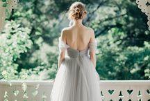 storybook romance wedding style / enchanting and ethereal wedding inspiration
