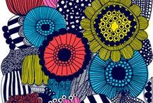 Textile Pattern and Co.