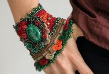 Textile Art - Jewellery