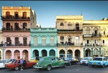Cuba / Travel, vacation and holiday guide to the Island of Cuba in the Caribbean