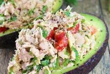 Cholesterol Friendly Lunches / Healthy lunches that will help to lower your cholesterol