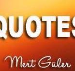 Mert Guler Quotes / Instagram: Mert Guler Global page http://mertguler.com/eng