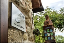 leccino guest house at fontanaro, paciano / visit villa leccino at fontanaro organic farm house  http://www.countryslowliving.com/