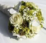 Weddingbouquets / Beautiful bouguets made by Orchids and SO