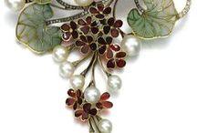 Rubies n Pearls / Jewels, jewellery, art