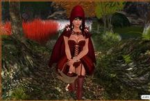 Red Riding Hood / Fairy Tale story and other related images