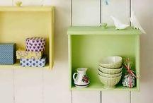 Shelf Life / I like shelves