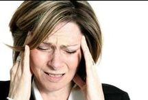 Chronic Daily Headache / Living with chronic daily headache, migraine / by Jennifer Baumgartner