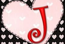 J D / [[[Letters for me]]] The letter J does not appear anywhere on the periodic table of  elements.