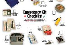 Emergency Kit ideas