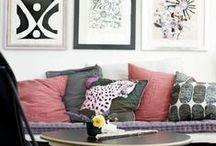 Living room  / Where can I put my artwork