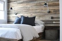 Bed room / Anche questo, un'ambiente ideale per i miei quadri
