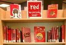 Inspirational Displays / Fantastic displays that inspire reading