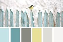 Painting ideas and color schemes