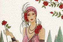 Accessories and Costume Ideas / Handbags, masks, hats, jewellery, ideas for accessories and costumes.