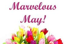 May / Anything to do with the name May or the Month of May