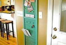 Inspiring organizing ideas - home/workspace/moving / Beautiful and efficient storage solutions