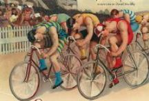 Bicycle mad / Bicycles, cycles, unicycles, fun and events on wheels