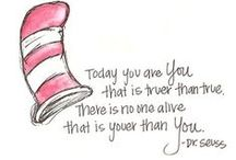 Dr. Seuss / Quotes