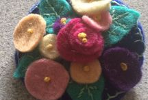 puriri arts guild / Making with thread and fabric.  Using colours around me for inspiration. Honouring traditions from the past.