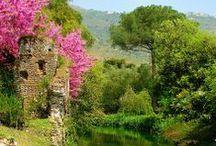 Sermoneta e Ninfa, Lazio