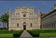 Pavia - Certosa di Pavia, Lombardia