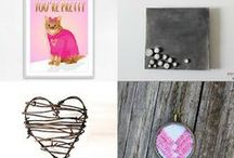 Etsy find / Here you'll find all I love in Etsy. Hand made, recycle, trend jewelry